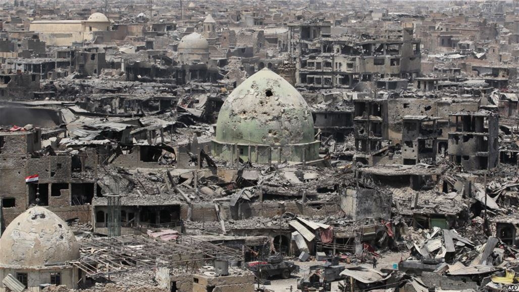 Newspaper: Baghdad did not receive a penny from the outside to reconstruct what was ravaged by the war on a preacher NB-253631-636788259248670071