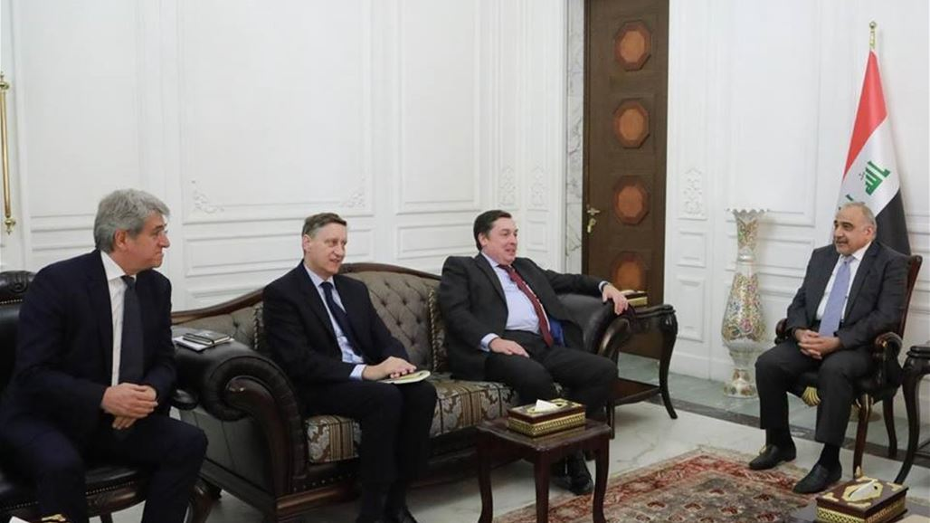 Britain, France and Germany confirm their support for Iraq's position and protect it from the effects of Iranian sanctions NB-254642-636798778835249234