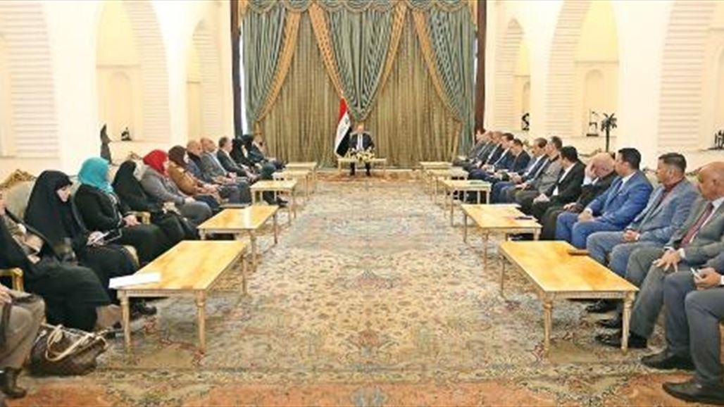 اخبارالشارع العراقي 2018_صالح: نعمل جاهدين