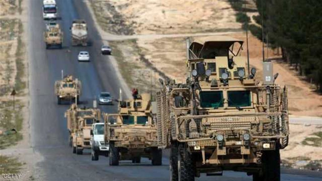 Washington has asked Iraqi forces to enter Syria to fill the American vacuum NB-255998-636812335728921891