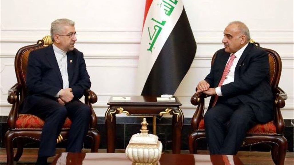 Iran promises to continue supplying Iraq with electricity and gas next summer NB-256340-636815122827858921
