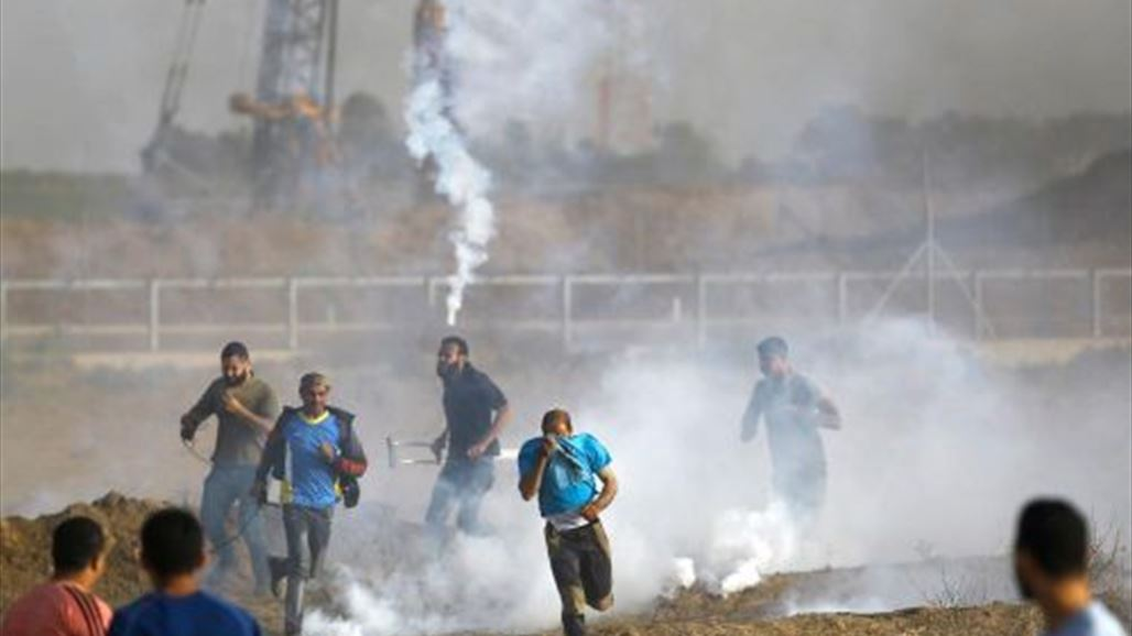 US fires tear gas across Mexico border to stop migrants NB-256755-636820061985309189