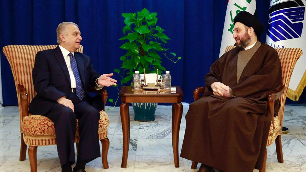 Hakim stresses: Iraq's position is consistent with the central issues of the Arab and Islamic nation NB-257208-636824575879768717