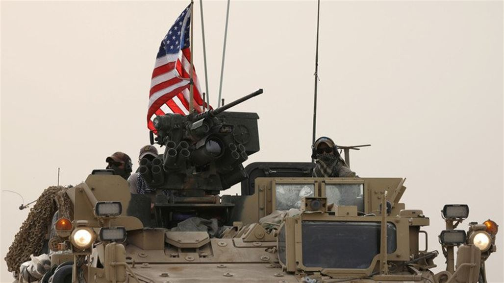 The US Army begins withdrawing its equipment from Syria NB-257556-636827823020480851
