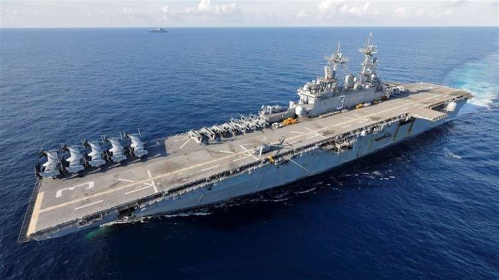 The United States sends warships towards Syria NB-257659-636828728631106412
