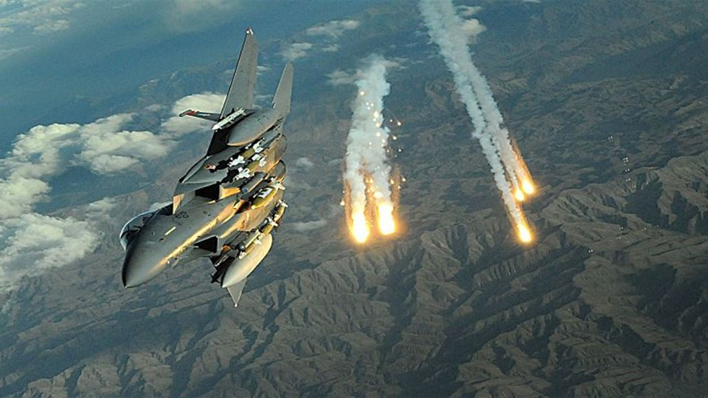 The International Coalition targets a military post on the Iraqi border NB-259771-636847728530963063