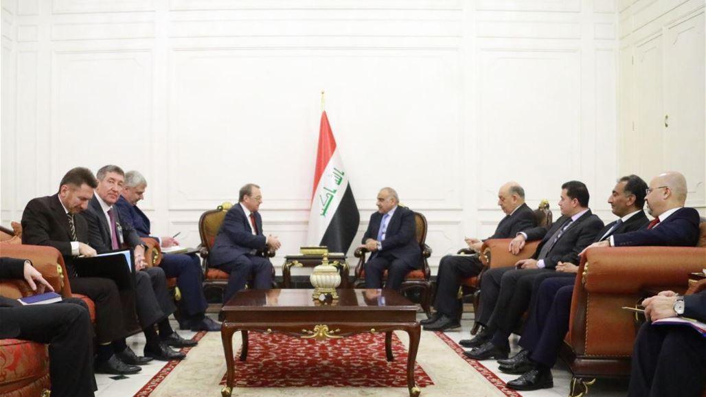 اخبار الشارع العراقي 2019_عبد المهدي