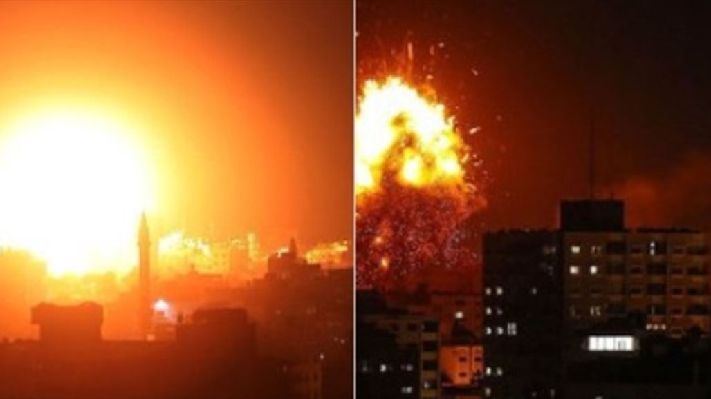 """Israel changed Gaza """"in response to the targeting of Tel Aviv with two missiles"""" NB-263530-636882261751758544"""
