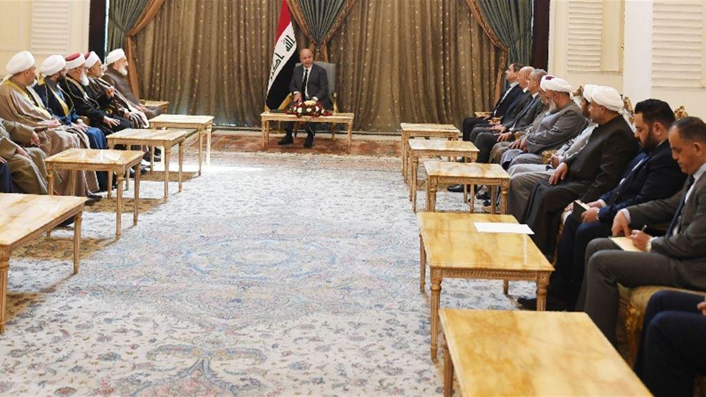 اخبار الشارع العراقي 2019_صالح يدعو