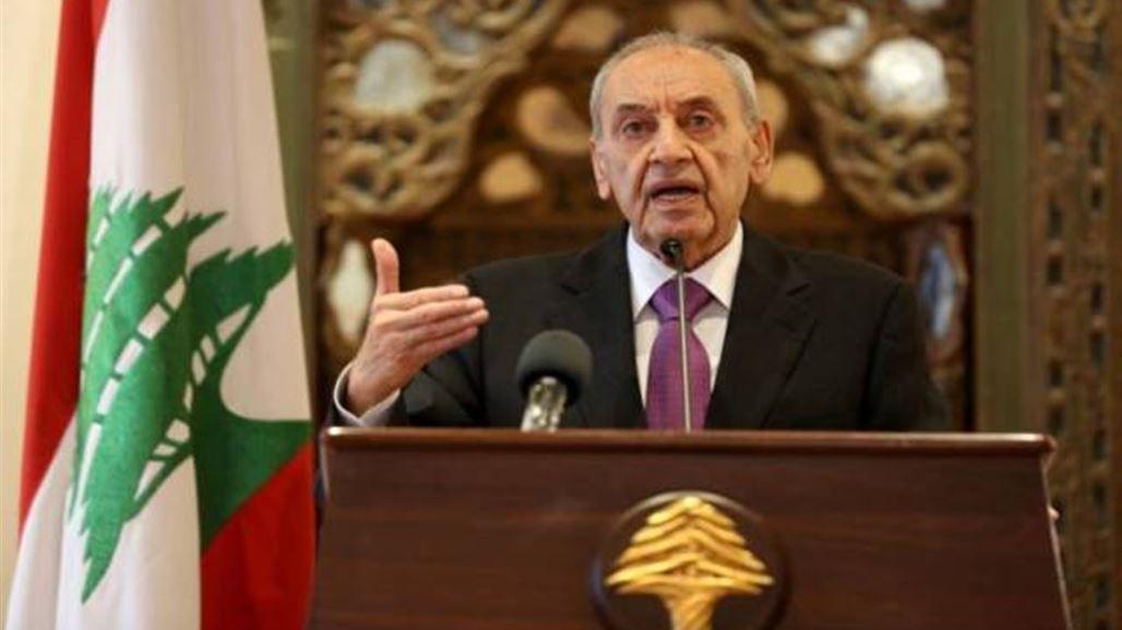 Lebanese parliament speaker meets Sistani in Najaf tomorrow NB-265124-636896374867823915