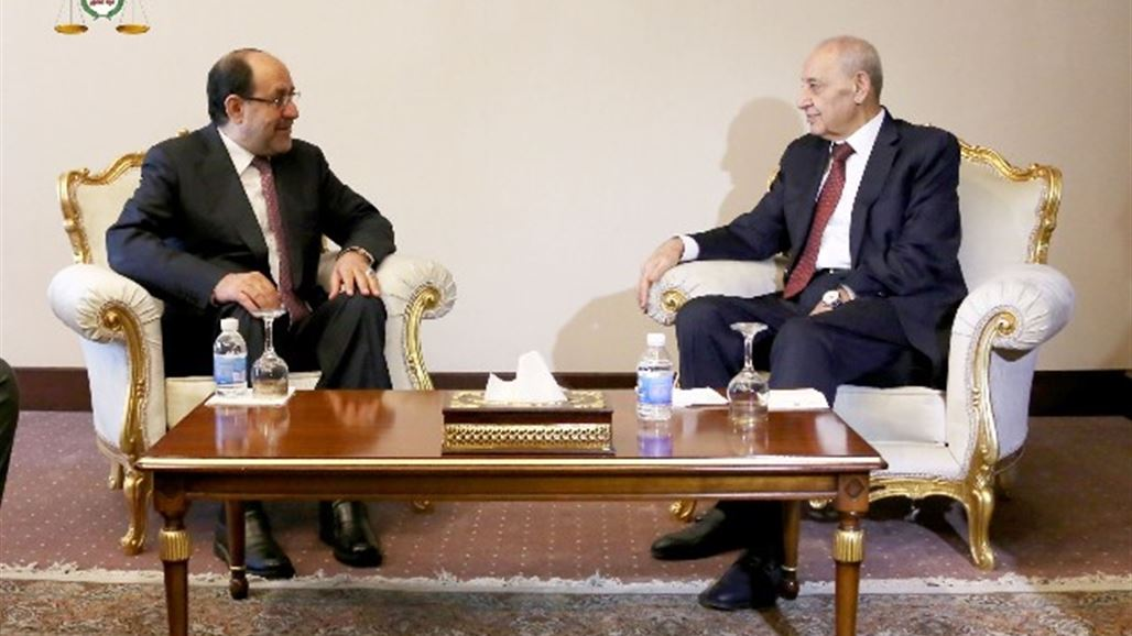 Maliki and Berri emphasize the need to work to achieve regional stability NB-265506-636899695176502909