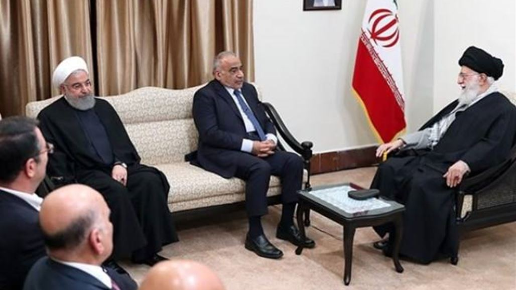 Khamenei to Abdul Mahdi: Work to get the US military out of Iraq quickly NB-265733-636901701743202168