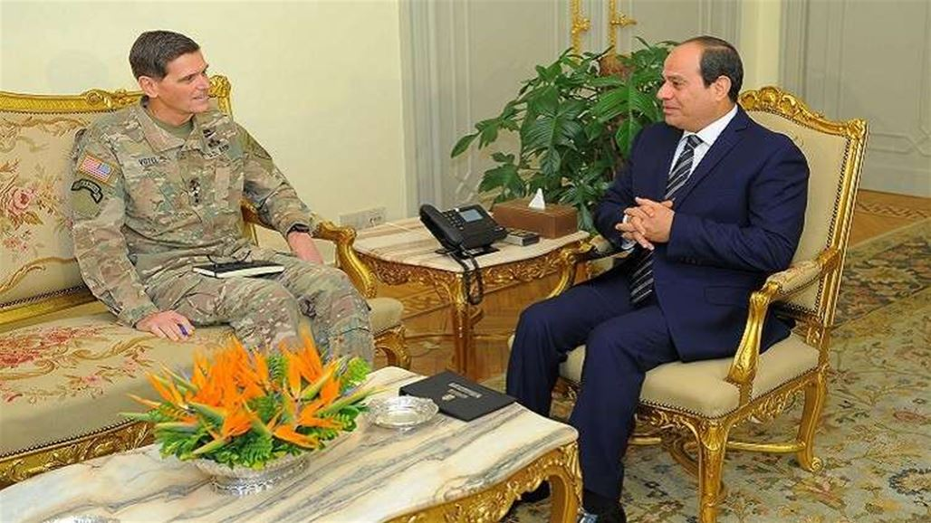 """Egypt withdraws from """"Arab NATO"""" directed against Iran NB-266237-636905590416127433"""