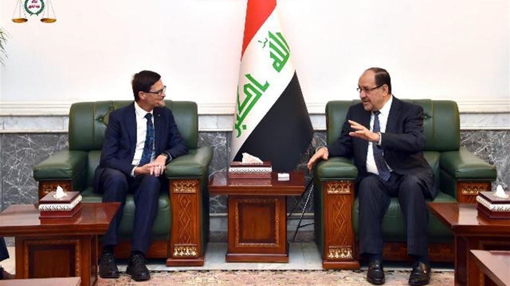 Maliki to the Canadian ambassador: Iraq seeks to be a link between all countries NB-267667-636917905406606204