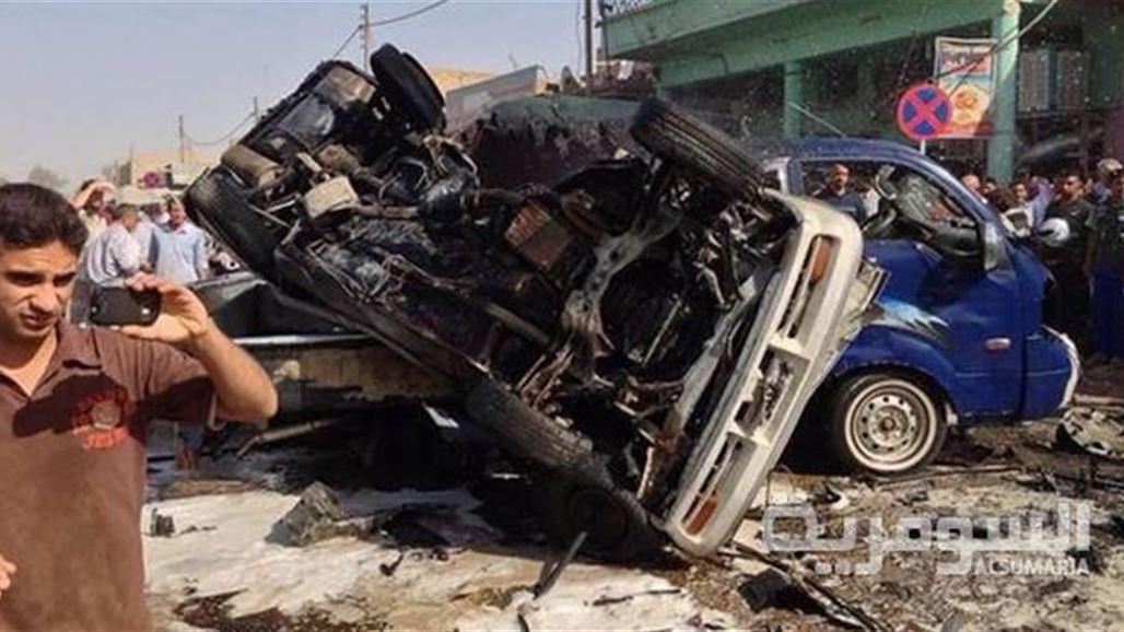 التطورات الأمنية في العراق ليوم الأحد 14/7/2013