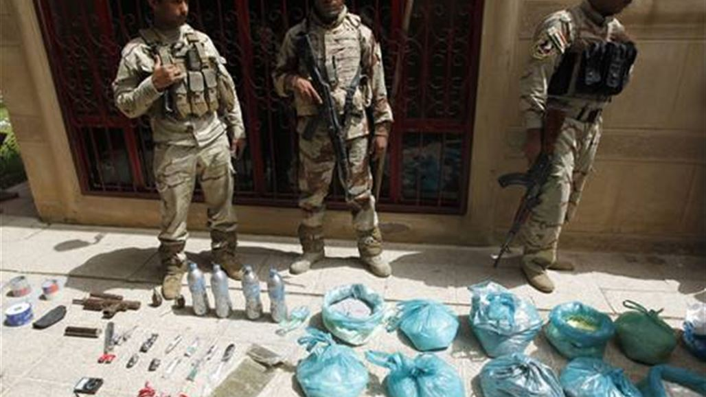 التطورات الأمنية في العراق ليوم الخميس 8/8/2013