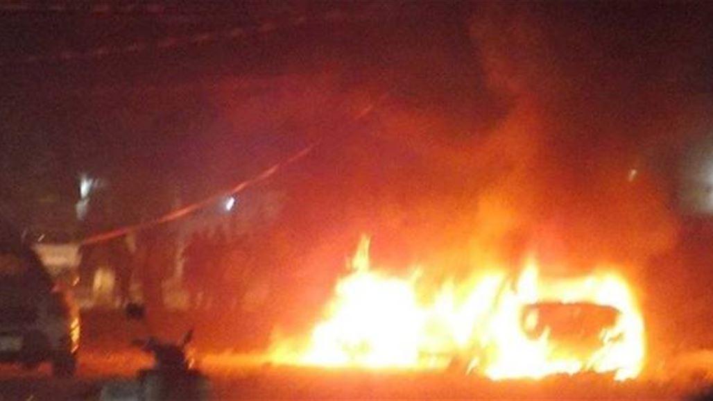 رد: سلسلة تفجيرات جديدة في بغداد مساء الجمعة 2013/10/18