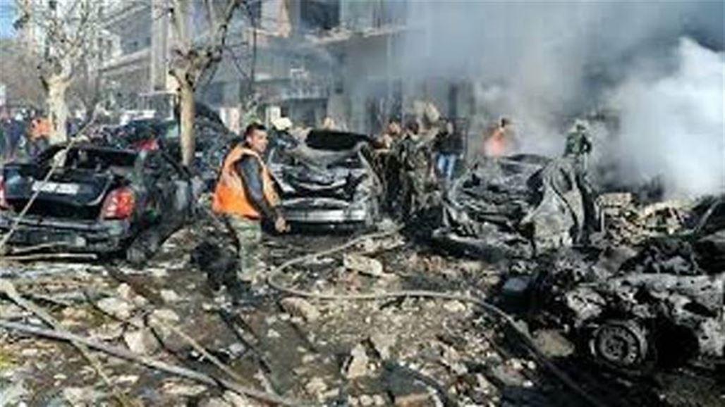سلسلة تفجيرات في بغداد 2013/11/17