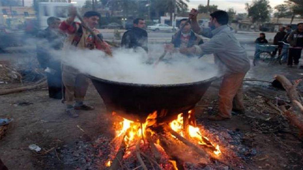 تسمم 65 شيعيّاً بأكلة الهريسة في قرية بروانة في المقدادية  - ديالى 2013/12/5