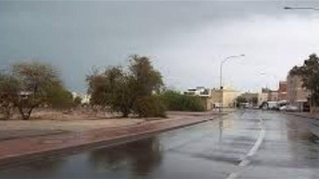 الأنواء : بردٌ وامطارٌ متفرقة في عموم البلاد الاسبوع المقبل 2013/12/13