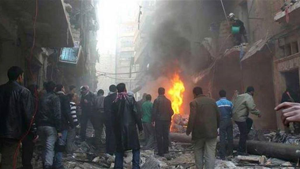 ستُسألون يا مسلمون - مقتل أكثر من 300 من أهل السنة في حلب في 8 أيام 2013/12/23