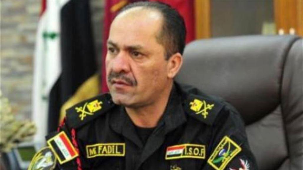 جهاز مكافحة الإرهاب ينفي إقالة برواري من العمليات الخاصة