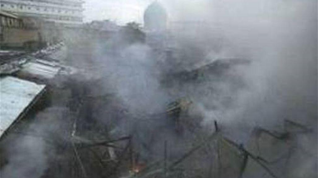 رد: تفجيرات في السوق العربي ومجمع الكناني وسط بغداد الخميس 2014/2/13