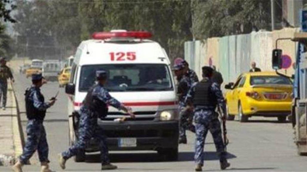 قتلى وجرحى بانفجار سيارة مفخخة في الاعظمية شمالي بغداد