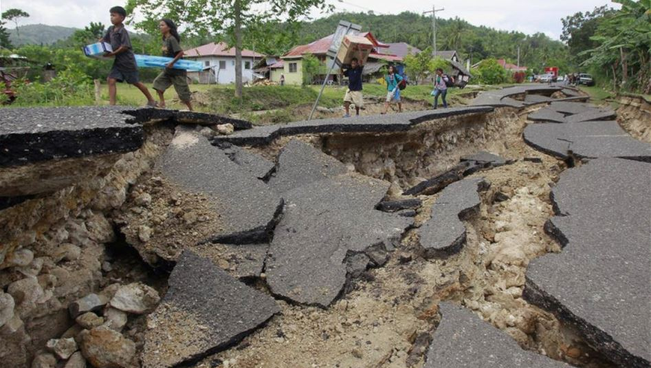 Safety measures to follow during an earthquake