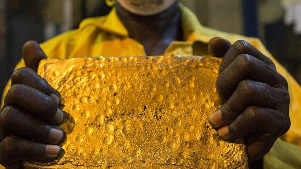 Two Arab countries produce gold .. know them