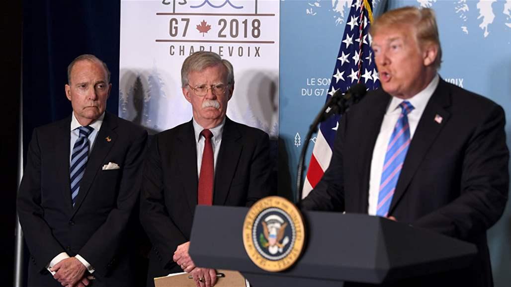 خبير قانوني يكشف أسباب تراجع ترامب بتهديد إيران بشن الحرب ضدها