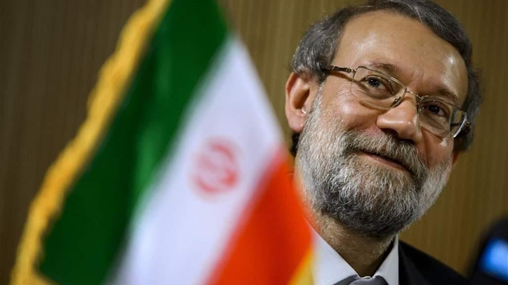 البرلمان الإيراني يعيد انتخاب لاريجاني رئيسا لولاية جديدة