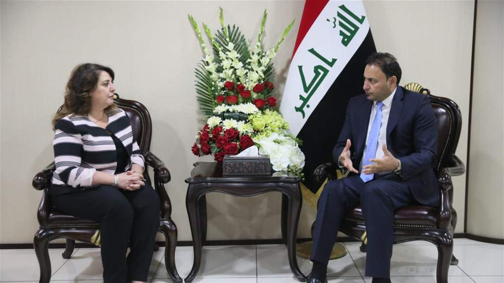 Deputy Speaker of Parliament announces Iraq's approach to the transition to balance plans and programs Doc-P-305745-636945680656298790