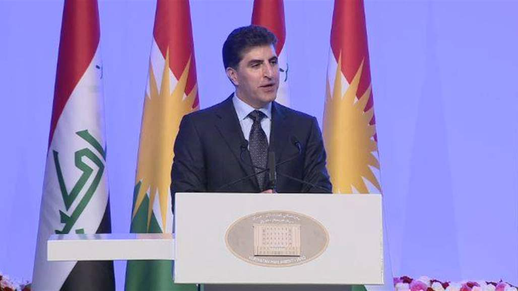 Barzani: The Constitution is the basis of coexistence and strengthening the political process in Iraq Doc-P-307175-636957607078976461