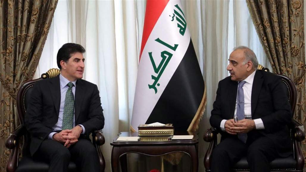 The most prominent files to be discussed Barzani in Baghdad