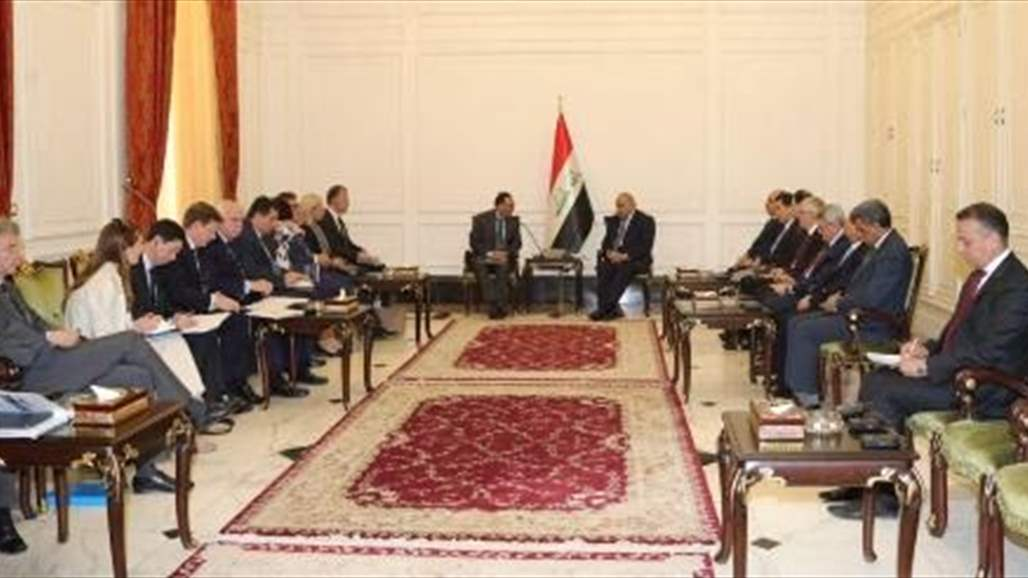 A delegation from the UN Security Council visits Baghdad Doc-P-309502-636974028939093410