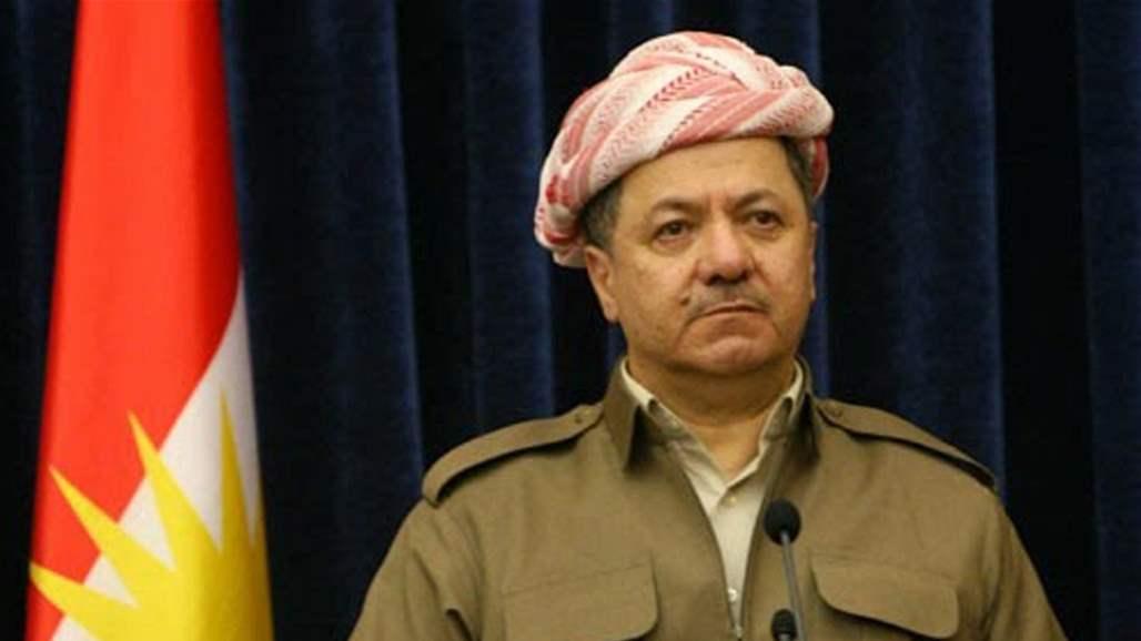البارزاني يعلق على إعتقال منفذي هجوم أربيل: كردستان لن تصبح مقراً للإرهاب