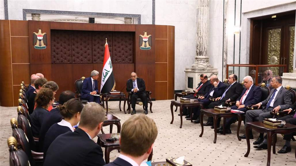 عبد المهدي: التقارب بين العراق والاتحاد الاوربي يخدمان الأمن في المنطقة والعالم