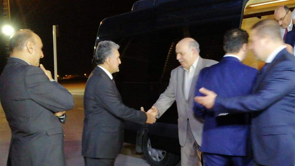 What will be discussed by the delegation of Baghdad, who arrived in Arbil yesterday