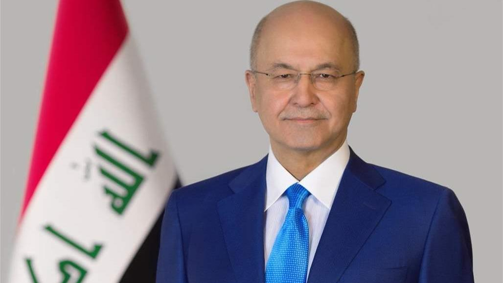 Saleh assures Britain's new prime minister that Iraq wants to expand prospects for cooperation Doc-P-312751-636996431482772349