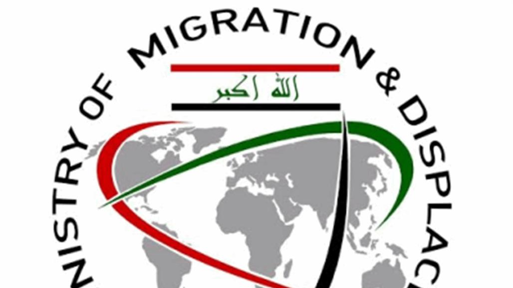 """الهجرة تنفي نقل اسر """"الدواعش"""" من مخيم الهول السوري الى نينوى"""