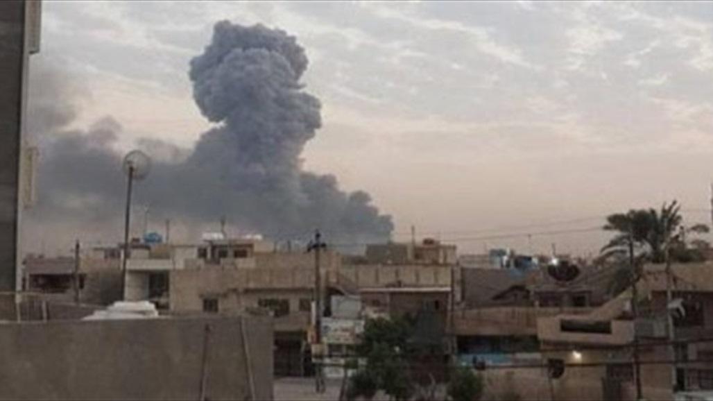صحيفة: اسرائيل تقف وراء قصف المعسكرات في العراق  Doc-P-315800-637019743134200051