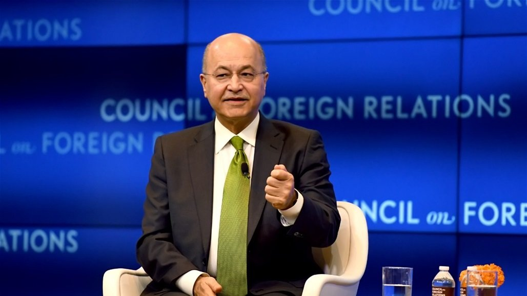 Saleh: Iraq is going through a phase of change based on economic recovery