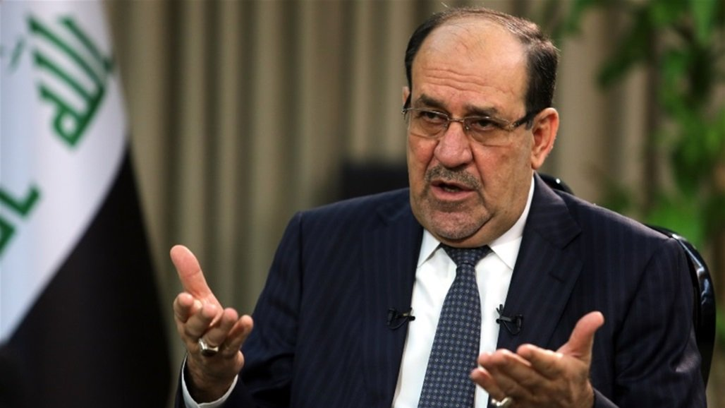 """Maliki calls on the government to follow up the file of """"terrorist Daesh"""" fleeing from northeastern Syria Doc-P-322137-637071056010475369"""