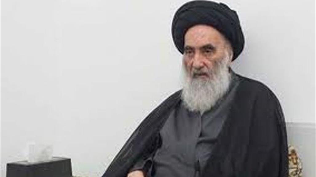 نص بیان المرجع الدینی الاعلى السید علی السیستانی حول التظاهرات