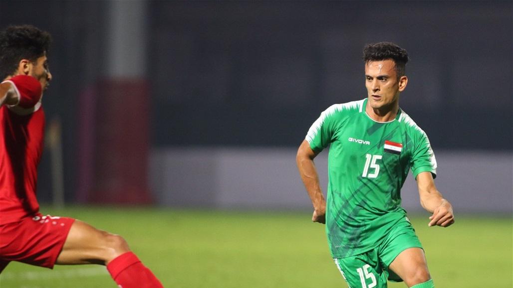 الاولمبي يهزم سوريا في بطولة دبي الدولية