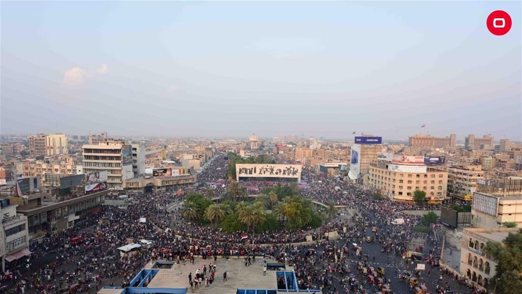 بالصورة.. خارطة قطوعات ساحة التحرير