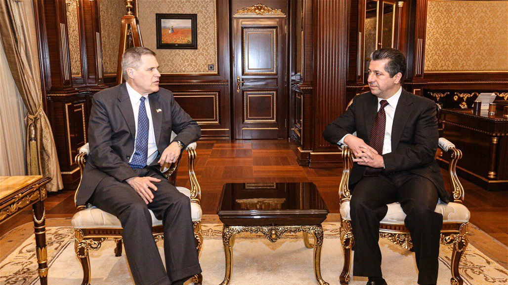 Masrour Barzani: We are ready to continue our positive role for a stable Iraq Doc-P-327077-637110664673872673