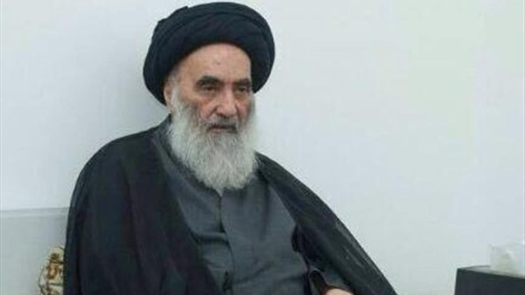 Alsumaria News publishes the text of the statement of the Sistani authority today Doc-P-328158-637118268975373883