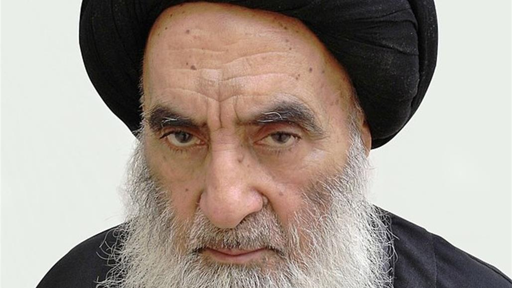 The text of the Sistani reference statement on the demonstrations, the election law, and the formation of the government Doc-P-328879-637124318445166501